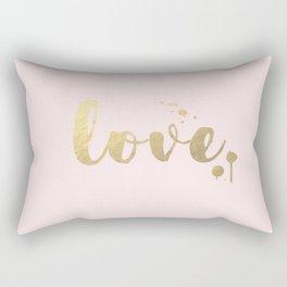 Love shine Rectangular Pillow