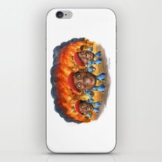 What's Happenin' To Civilization? iPhone & iPod Skin