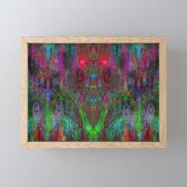 Oracular Ether Framed Mini Art Print