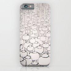 Poppy Field Slim Case iPhone 6s
