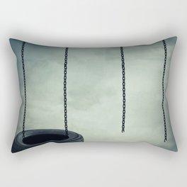 Whole and broken Swing Rectangular Pillow