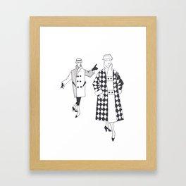 Fashion1953 Framed Art Print