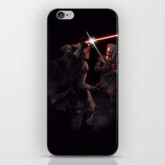 Dark Duel iPhone & iPod Skin