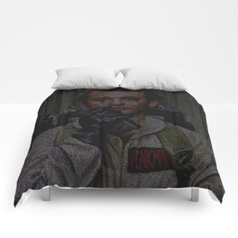 Venkman: Ghostbusters Screenplay Print Comforters