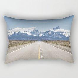 El Chaltén - Patagonia Argentina Rectangular Pillow