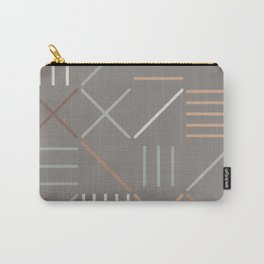 Geometric Shapes 06 Carry-All Pouch