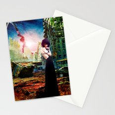 Ruins of Forgotten Time Stationery Cards