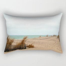 Windy Day on the Atlantic Rectangular Pillow