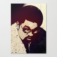 Heavy - D Canvas Print