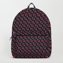 Wine Pattern - Icon Prints: Drinks Series Backpack