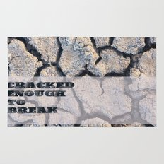 Cracked Rug
