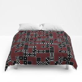 Domino Small Pattern Comforters