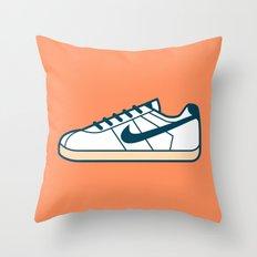 #55 Nike Cortez Throw Pillow
