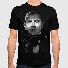 Bela Lugosi is Dead Mens Fitted Tee Black LARGE