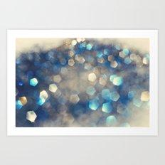 Make it Shine Art Print