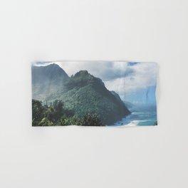 Na Pali Coast Kauai Hawaii Hand & Bath Towel