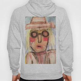 She lived in History. Hoody