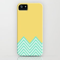Bright Chevron iPhone (5, 5s) Slim Case