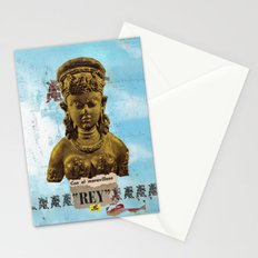 El Maravilloso Rey Stationery Cards
