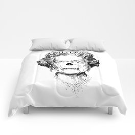 The Warming Dead! The Queen. Comforters