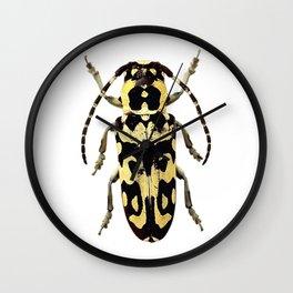 Longicorn Beetle Wall Clock