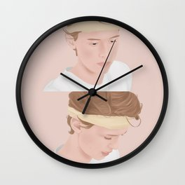 Skam   Even Bech Næsheim #3 Wall Clock