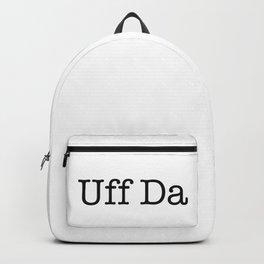 Uff Da Backpack