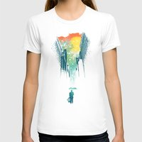 T-shirts featuring I Want My Blue Sky by Picomodi