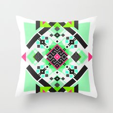 ::: Space Rug3 ::: Throw Pillow