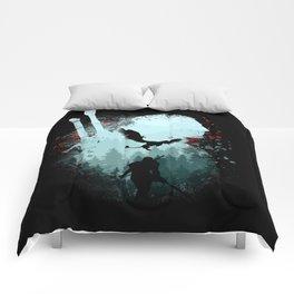Wild Hunt Witcher 3 Comforters
