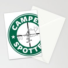 Camper Spotted Stationery Cards