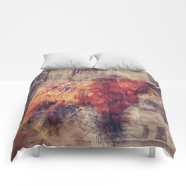 Sightseeing Cattle Comforters