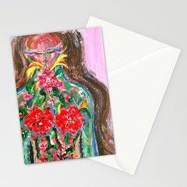 Feminine Mandala Stationery Cards