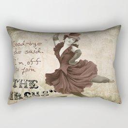 Join the Circus Rectangular Pillow