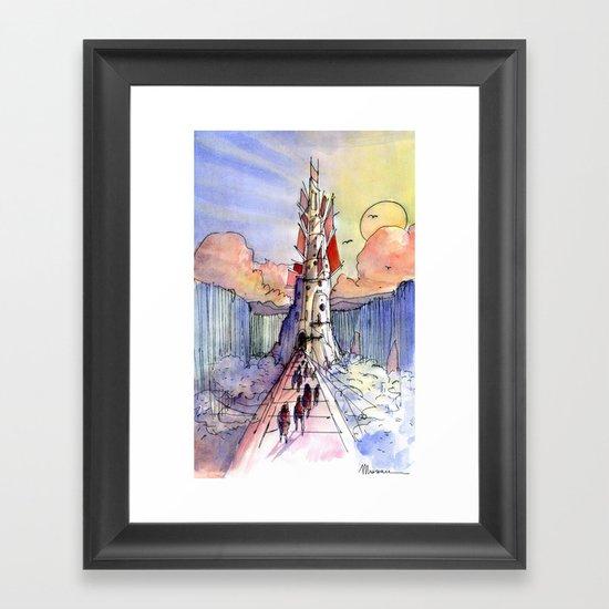 Il Manufatto Framed Art Print
