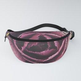 Pink Rosette Fanny Pack