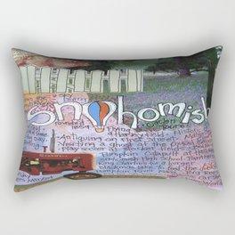 Snohomish, Washington Rectangular Pillow