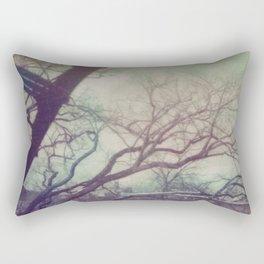 View from my Window Rectangular Pillow