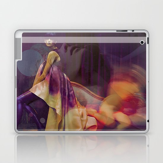 Beautiful Mess Laptop & iPad Skin