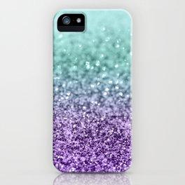 Mermaid Girls Glitter #9 #shiny #decor #art #society6 iPhone Case