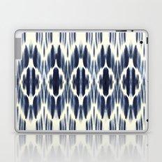 BOHEME INDIGO BLUE Laptop & iPad Skin