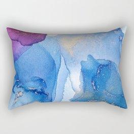 Colour puddle Rectangular Pillow