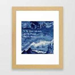 Velaris Sky Framed Art Print