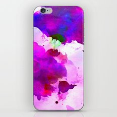 shadow ink iPhone & iPod Skin