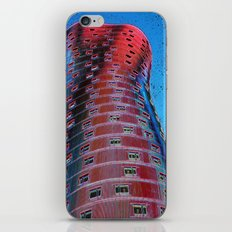 Torre Fira bcn iPhone & iPod Skin