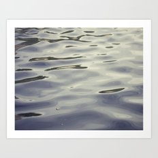 Ripples in the Pond Art Print