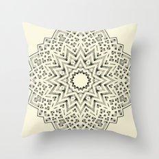 Mandala 6 Throw Pillow