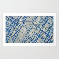 SoHo Perspectives No. 3 Art Print