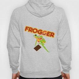Frogger Cabinet Art Hoody