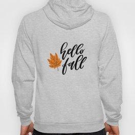 Hello Fall Hoody